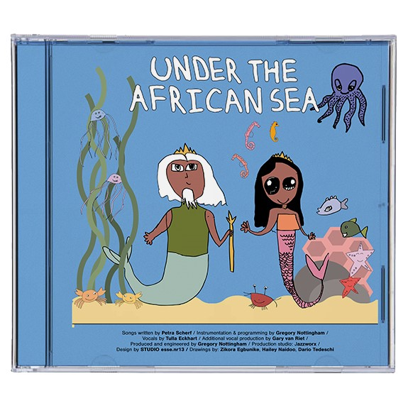 Under the African Sea CD